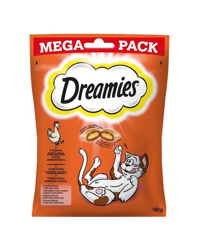 DREAMIES Mega pui 180 g fera.ro