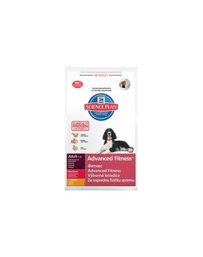 HILL'S Canine Adult - Hrană uscată pentru câini cu carne de pui 2,5 kg