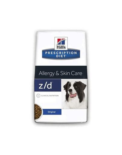 HILLS Prescription Diet Canine z/d Food Sensitivities 10 kg