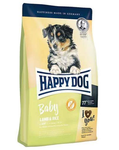 HAPPY DOG Baby miel și orez 4kg