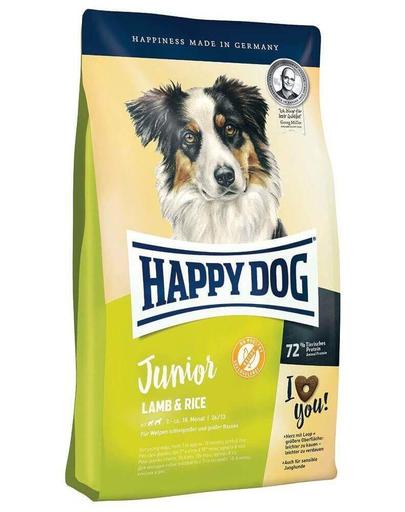 HAPPY DOG Junior miel și orez 1Kg