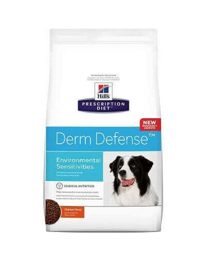 HILL'S Prescription Diet Canine Derm Defense 5 kg