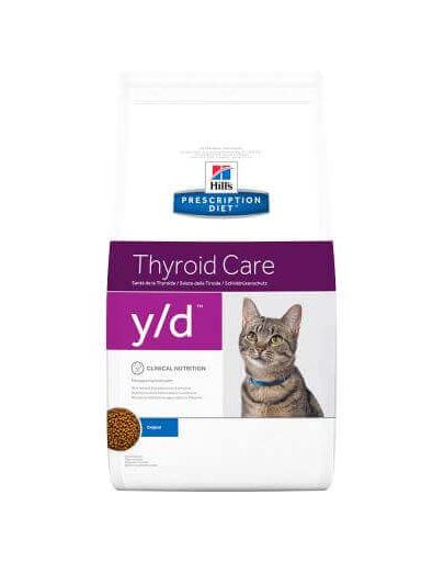 HILL'S Prescription Diet Feline y/d 5 kg fera.ro
