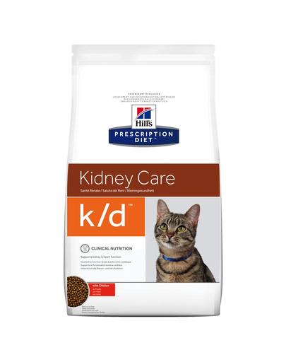 HILL'S Prescription Diet Feline k/d 5 kg fera.ro