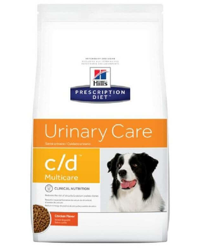 HILL'S Canine c/d Urinary Care 2 kg