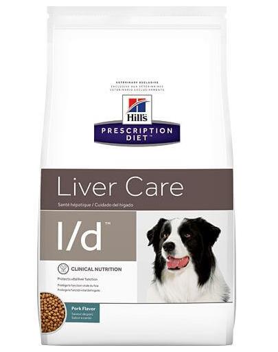 HILL'S Hrana uscata pentru caini cu afectiuni hepatice 2 kg