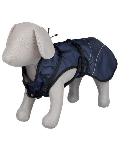 TRIXIE Palton impermeabil pentru câini Duo, L: 62 cm