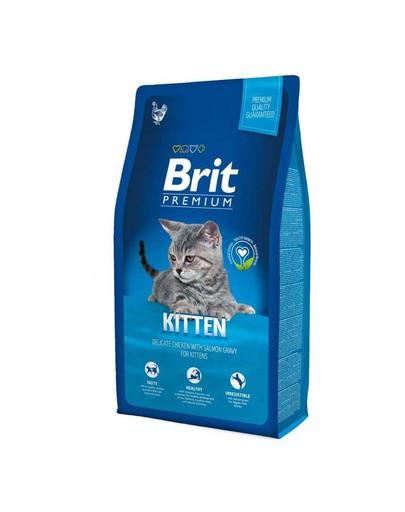 BRIT Premium Cat Kitten 1,5 kg fera.ro