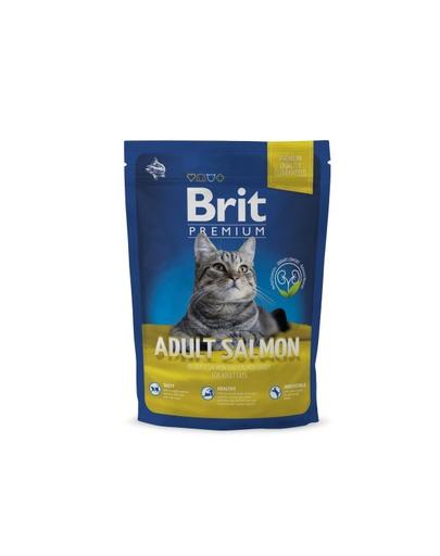 BRIT Brit Premium Cat adult somon 1,5 kg