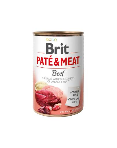 BRIT Brit Pate & Meat beef 400 g