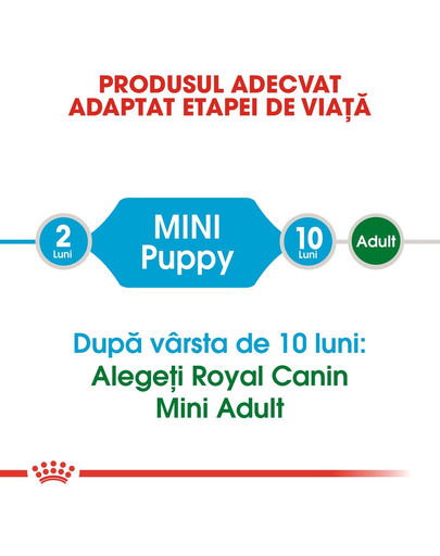 Royal Canin Mini Puppy hrana uscata caine junior, 4 kg
