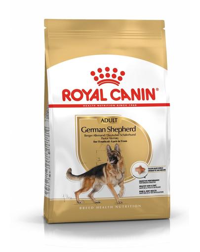Royal Canin German Shepherd Adult hrana uscata caine CiobanesC German, 3 kg