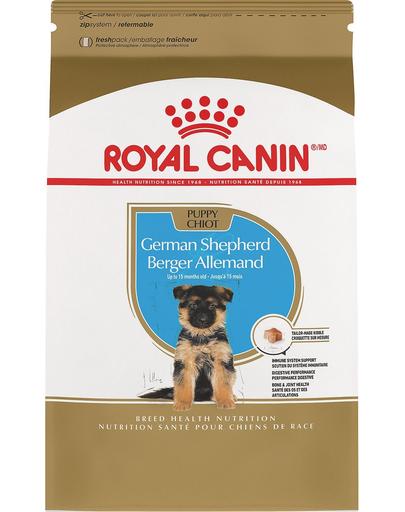 Royal Canin German Shepherd Puppy  hrana uscata caine junior Ciobanesc German, 1 kg