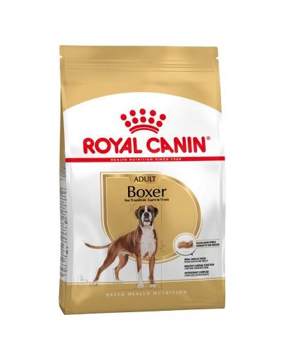 Royal Canin Hrana uscata pentru cainii adulti de rasa Boxer 12 kg