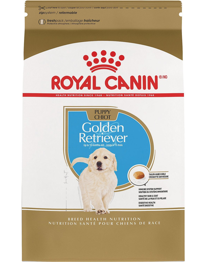 Royal Canin Golden Retriever Puppy hrana uscata caine junior, 3 kg