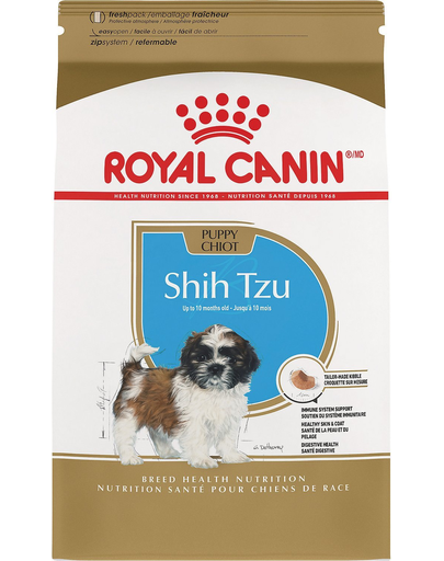 Royal Canin Shih Tzu Puppy hrana uscata caine junior, 1.5 kg