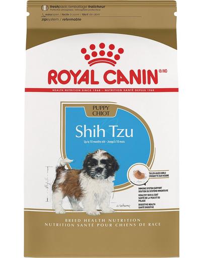 Royal Canin Shih Tzu Puppy hrana uscata caine junior, 500 g
