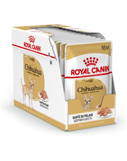 Royal Canin Chihuahua Adult hrana umeda caine, 12 x 85 g