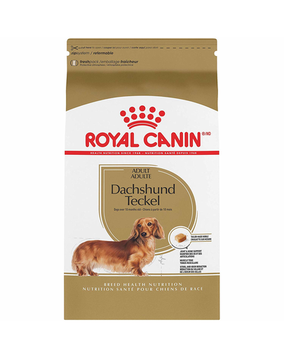 Royal Canin Dachshund Adult hrana uscata caine Teckel, 1.5 kg