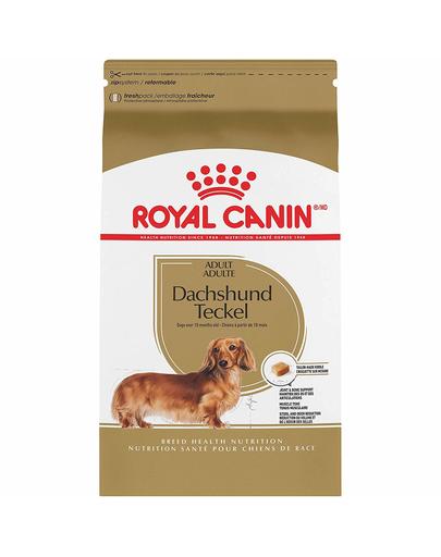 Royal Canin Dachshund Adult hrana uscata caine Teckel, 500 g