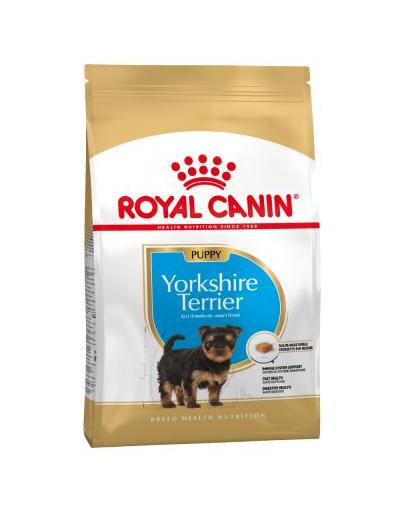 Royal Canin Yorkshire Puppy hrana uscata caine junior, 500 g