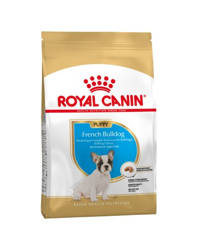 Royal Canin French Bulldog Puppy hrana uscata caine junior, 1 kg