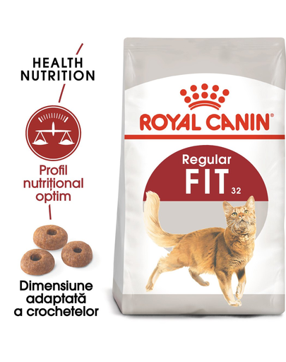 Royal Canin Fit32 Adult hrana uscata pisica cu activitate fizica moderata, 4 kg