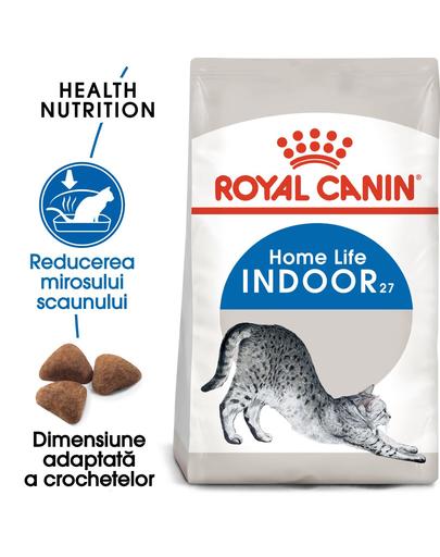 Royal Canin Indoor Adult hrana uscata pisica de interior, 400 g