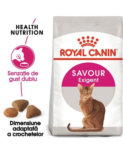 Royal Canin Exigent Savour Adult hrana uscata pisica pentru apetit capricios, 4 kg