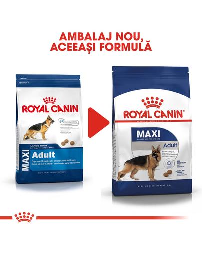 Royal Canin Maxi Adult Hrană Uscată Câine 10 kg