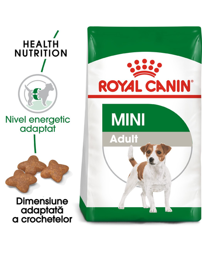 Royal Canin Mini Adult hrana uscata caine, 2 kg