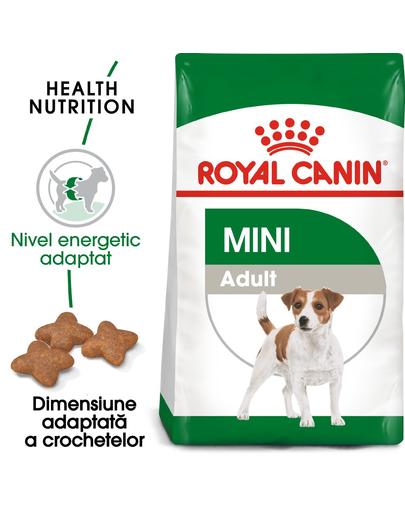 Royal Canin Mini Adult hrana uscata caine, 8 kg