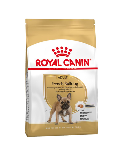 Royal Canin French Bulldog Adult hrana uscata caine, 3 kg
