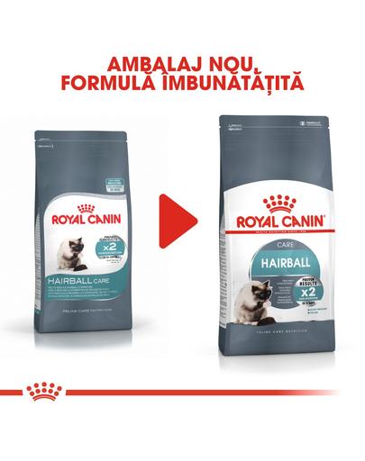 Royal Canin Hairball Care Adult hrana uscata pisica pentru reducerea formarii bezoarelor, 2 kg