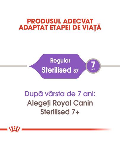 Royal Canin Sterilised Adult hrana uscata pisica sterilizata, 4 kg