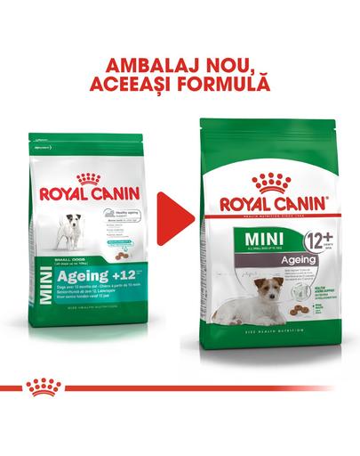 Royal Canin Mini Adult 12+ hrana uscata caine senior, 1.5 kg