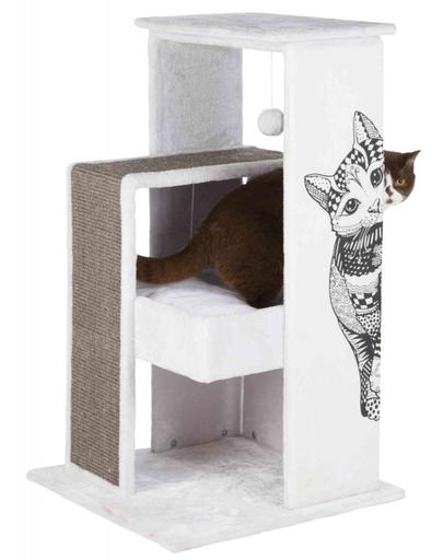 TRIXIE Ansamblu de joacă pentru pisici Maria, 101 cm fera.ro