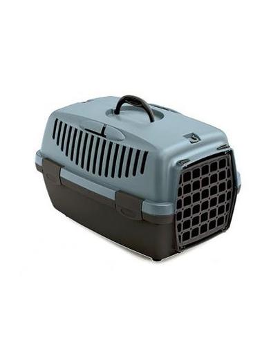 ZOLUX Transportor pentru caini si pisici GULLIVER 1, albastru-maro inchis fera.ro