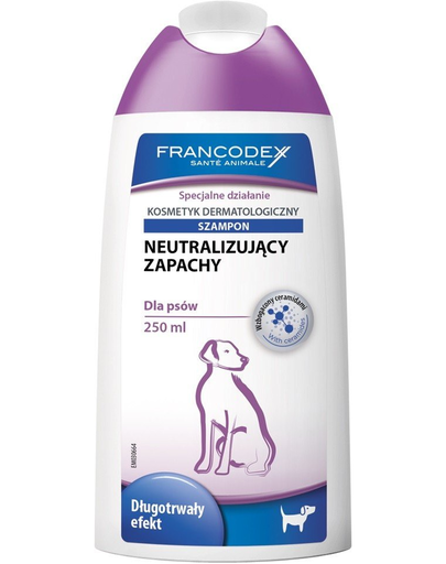 FRANCODEX Șampon neutralizare mirosuri 250 ml fera.ro