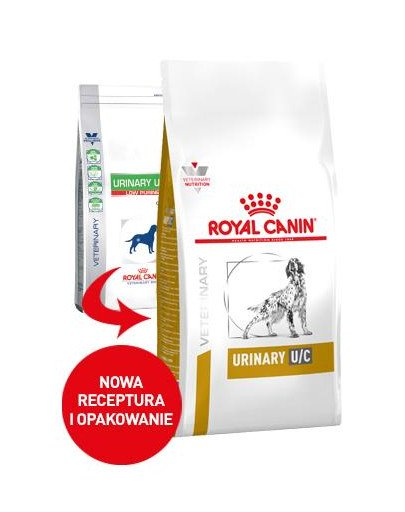 ROYAL CANIN Dog Urinary U/C Low Purine 14 kg