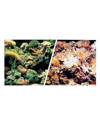 HAGEN Fundal cu două fețe pentru acvariu recif / coral 45cmx7.5m