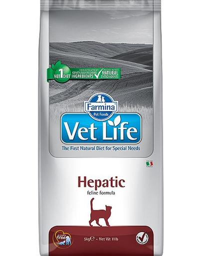 FARMINA Vet Life Cat Hepatic 400 g fera.ro