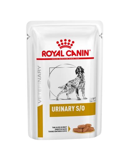 ROYAL CANIN VET Dog Urinary 12 x 100 g fera.ro