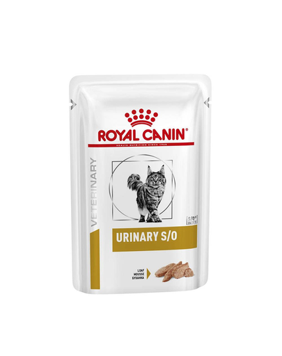 ROYAL CANIN Cat Urinary in loaf 12 x 85g fera.ro