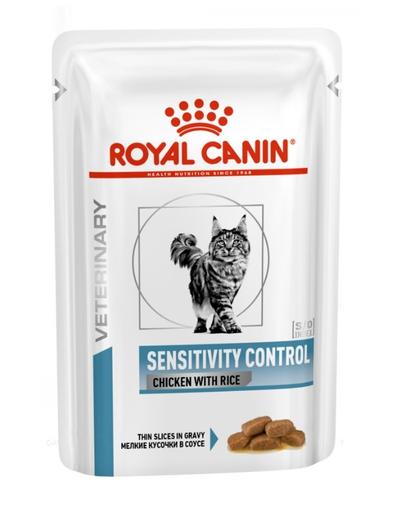 ROYAL CANIN Cat Sensitivity pui și orez 12 x 85 g fera.ro