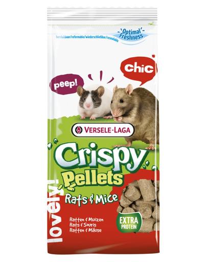 VERSELE-LAGA Crispy hrană pentru șoareci și șobolani 1 kg fera.ro
