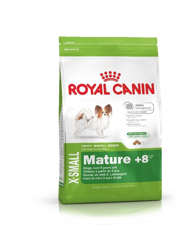 ROYAL CANIN X-Small Adult 8+ani 1.5 kg