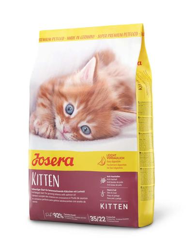 JOSERA Kitten hrana uscata pentru pisoi, femele gestante sau care alapteaza 400 g fera.ro