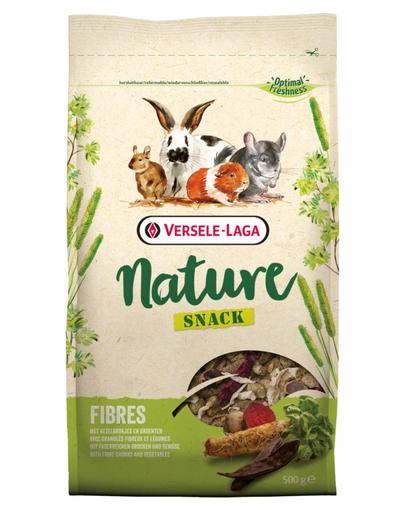 VERSELE-LAGA Nature Snack- cu fibre și legume 500 g fera.ro