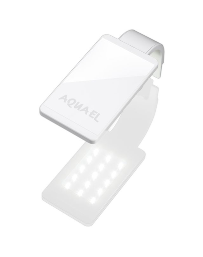 AQUAEL LEDDY Lampa pentru acvariu, 6W, Alb fera.ro